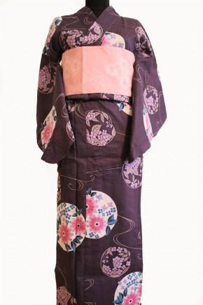 Yukata - nyári kimonó 005