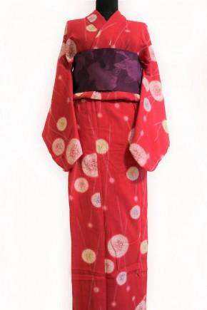 Yukata - nyári kimonó 009