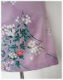 Kimonó szoknya - Lila szín